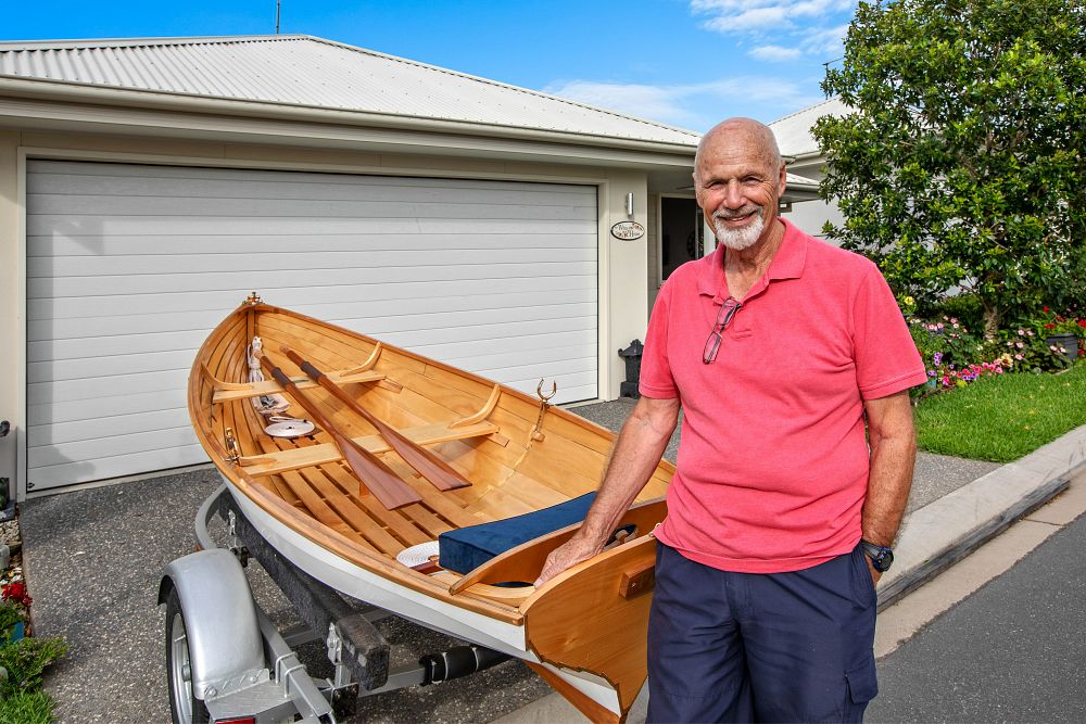 Meet Johathan the Boat Builder!