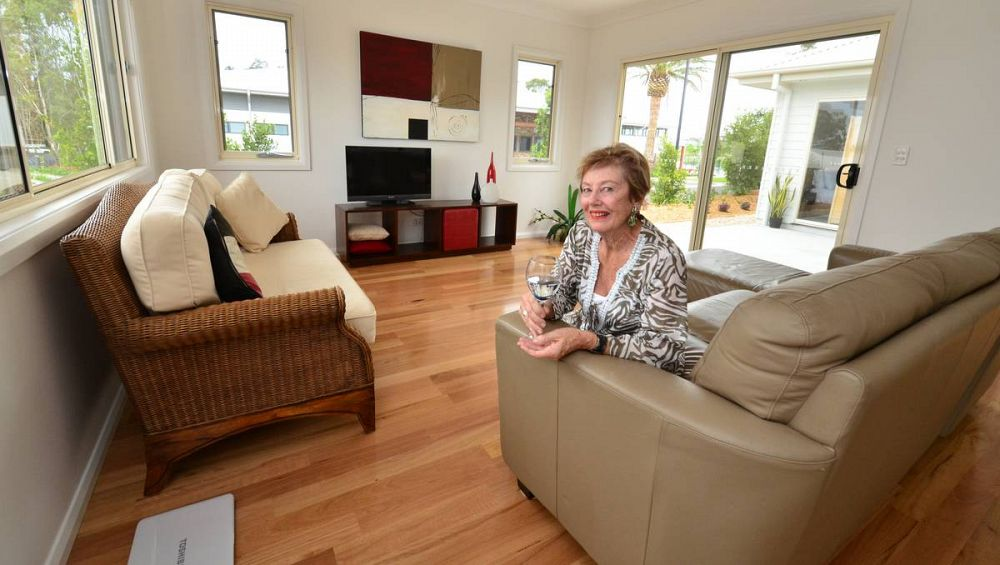 Lifestyle Lures First Resident