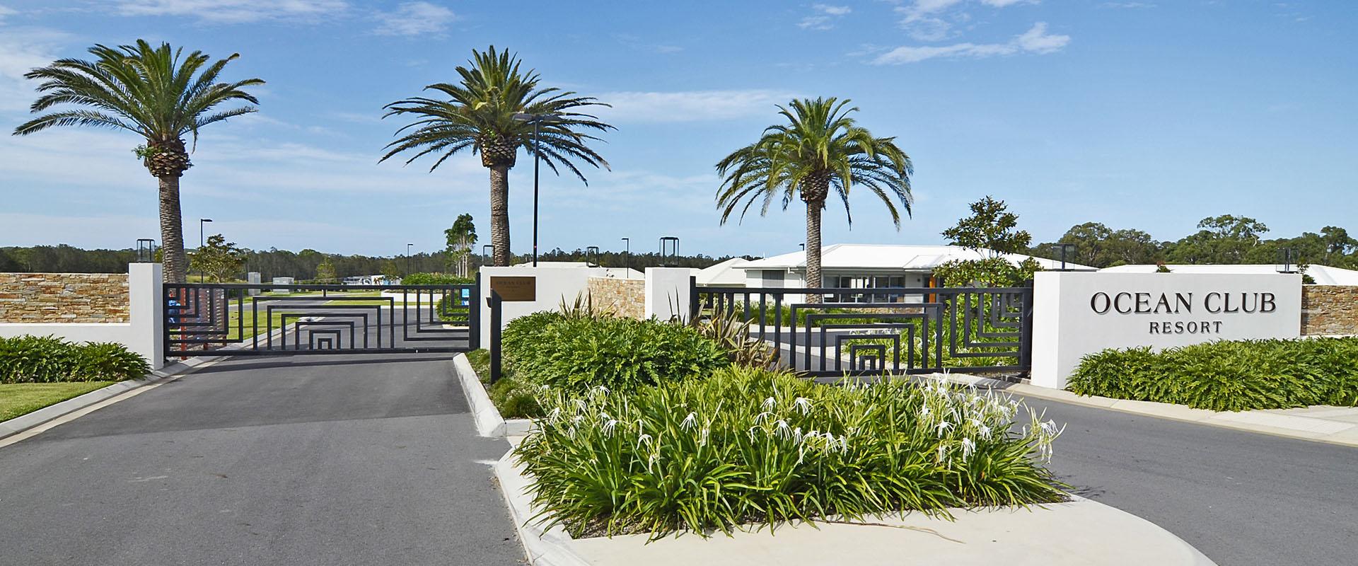 Over 50s Gated Communities Ocean Club Resort
